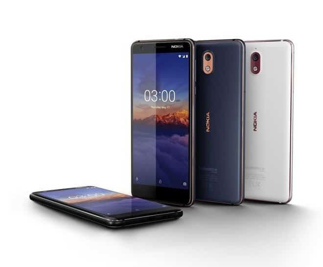 imagen Nokia 3.1