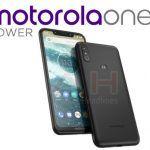 Motorola One Power: Especificaciones y fotos