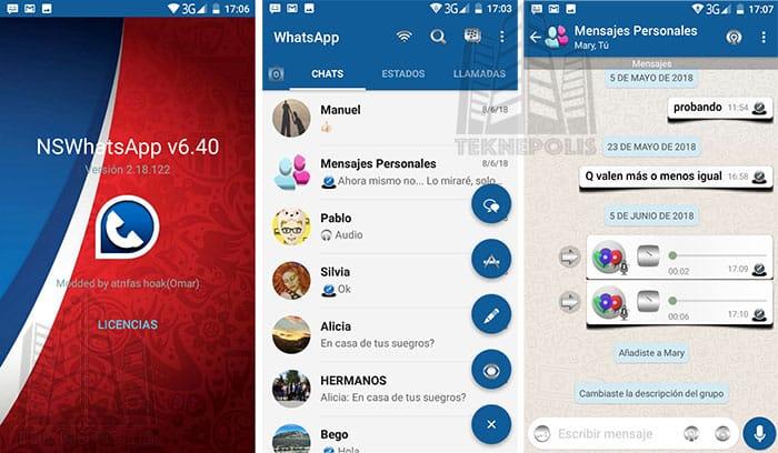 NSWhatsApp 3D v6.40