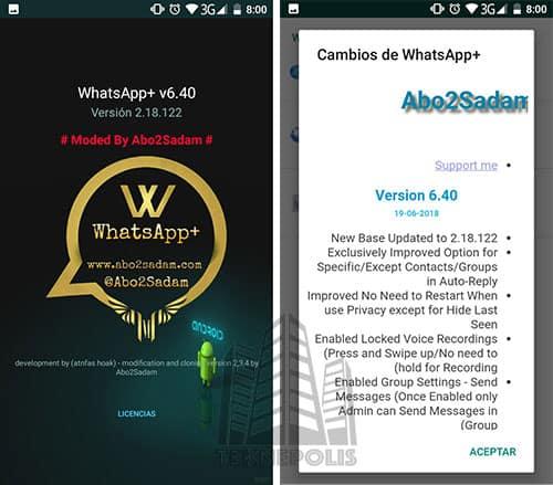 imagen Actualizar WhatsApp Plus