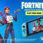 Fortnite para Nintendo Switch