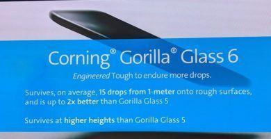 imagen Gorilla Glass 6
