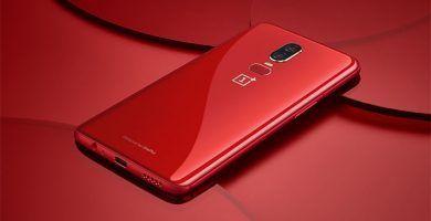 imagen OnePlus 6 Red