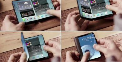 smartphones plegables