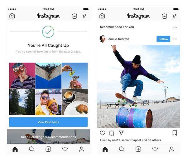 instagram post recomendados