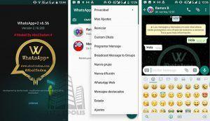 imagen WhatsApp Plus 6.56