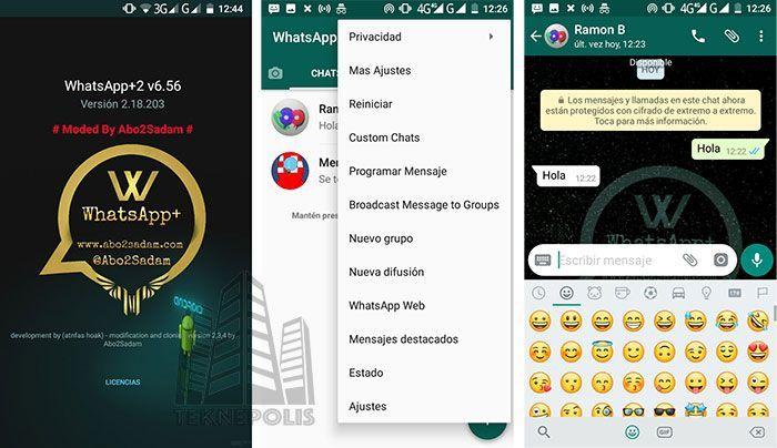 WhatsApp Plus 6.56