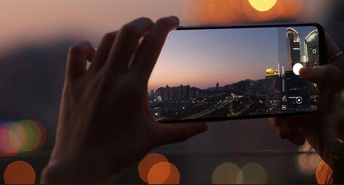 OnePlus 6T modo nocturno