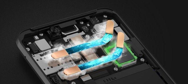 Xiaomi Black Shark Helo Refrigeración