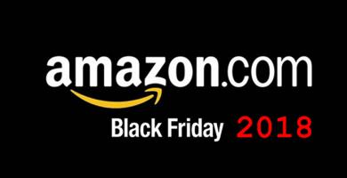 imagen Black Friday 2018 en Amazon