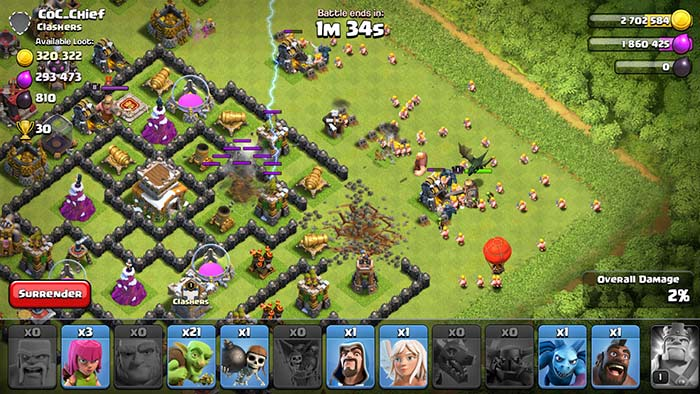 imagen Clash of Clans para Android