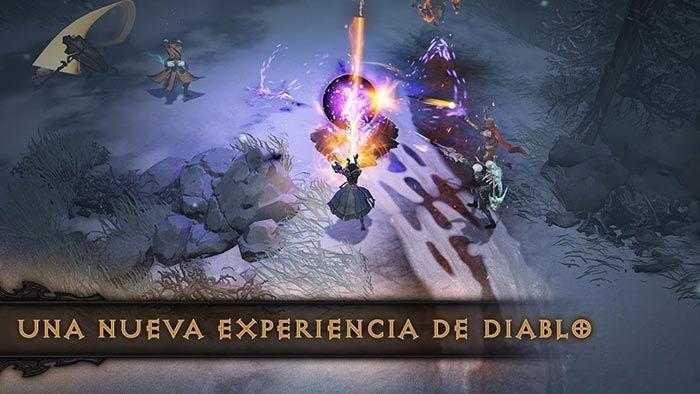 imagen Diablo Immortal para Android