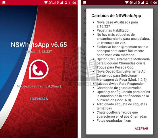 NSWhatsApp 6.65