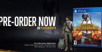 imagen PUBG para PlayStation 4