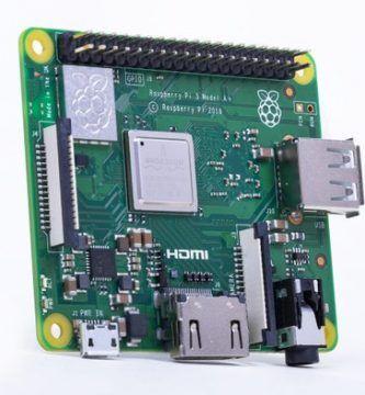 imagen Raspberry Pi 3 Model A+