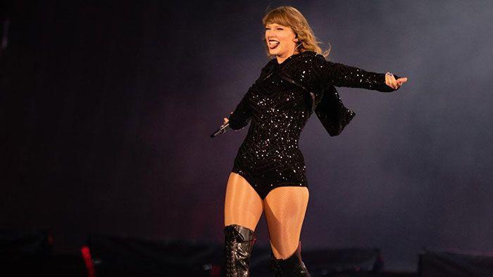 Taylor Swift fue la persona más influyente en Twitter en 2018