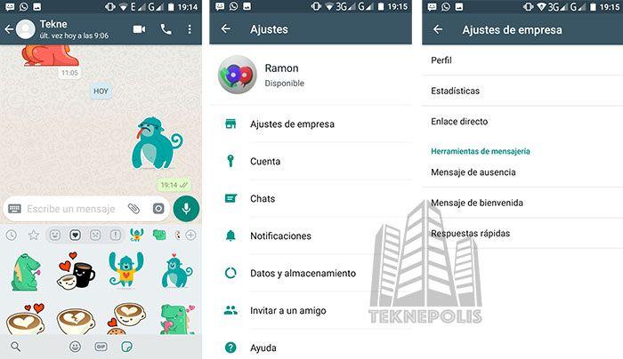 WhatsApp B58 Business