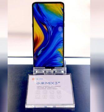 imagen Mi Mix 3 5G