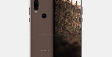 imagen de Motorola P40