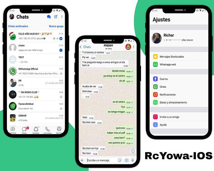 imagen RC-YoWA iOS