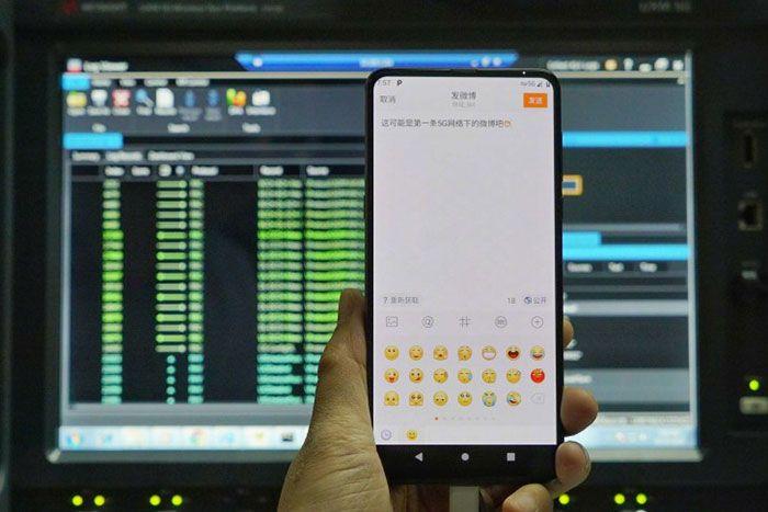 imagen Xiaomi Mi Mix 3 5G
