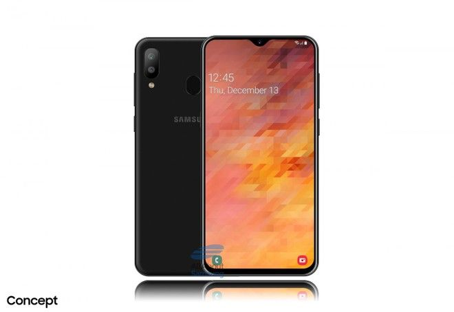 imagen Samsung Galaxy M30