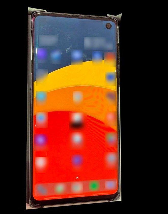 imagen del Samsung Galaxy S10