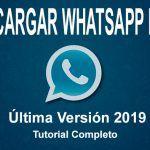 Cómo Descargar e instalar Última Versión WhatsApp PLUS