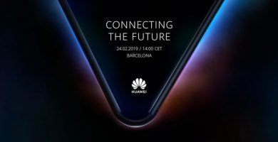movil plegable de Huawei