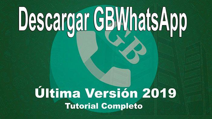 Última Versión de GBWhatsApp