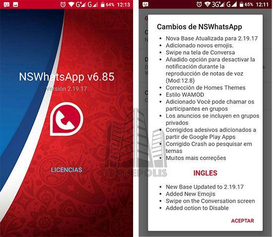 NSWhatsApp 3D 6.85
