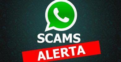 Scams en WhatsApp