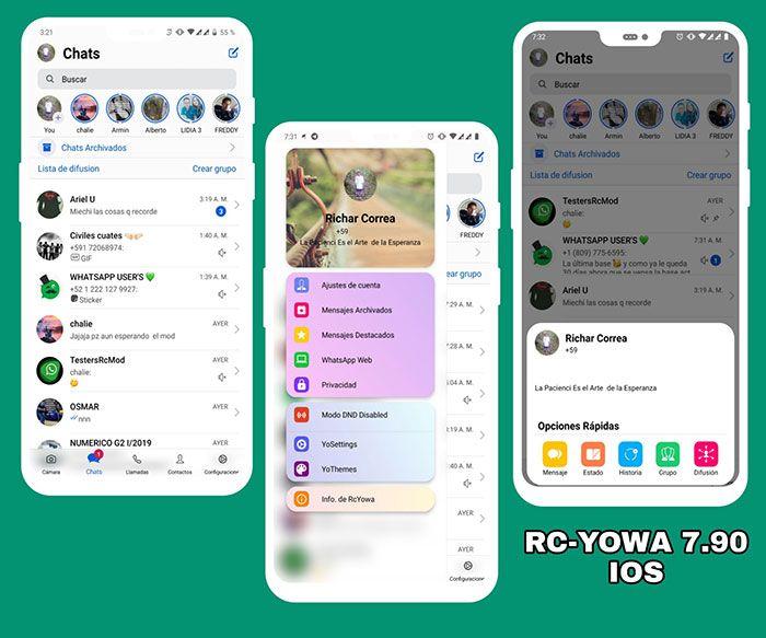 RC-YoWA iOS