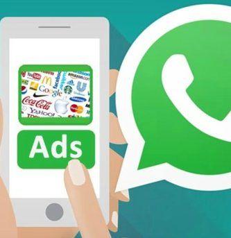 Anuncios en WhatsApp