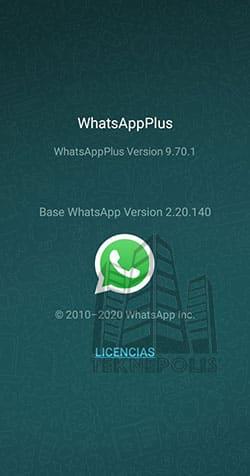 WhatsApp Plus 9.70.1