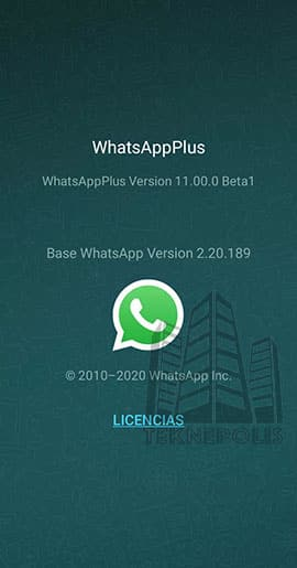 WhatsApp PLUS 11.00.0