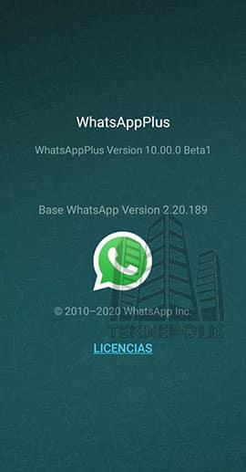 WhatsApp PLUS 10.00.0