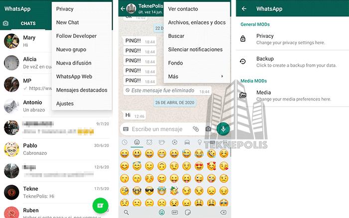 imagen de Baby WhatsApp 4.0